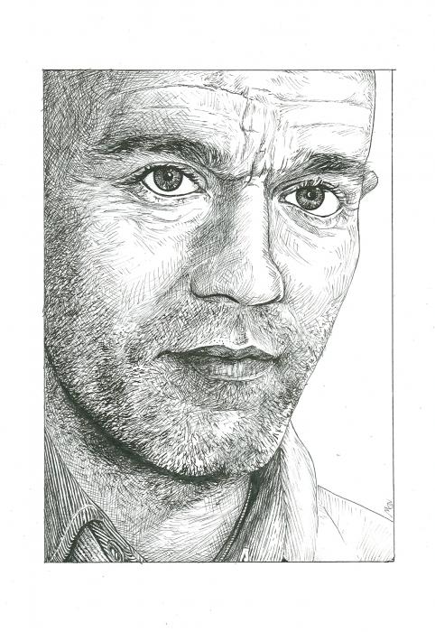 Michael Stipe par mevelie